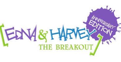 Edna & Harvey: The Breakout Remastered in arrivo