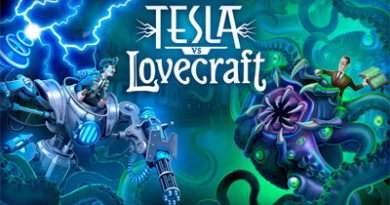 Recensione Tesla vs Lovecraft – Nintendo Switch