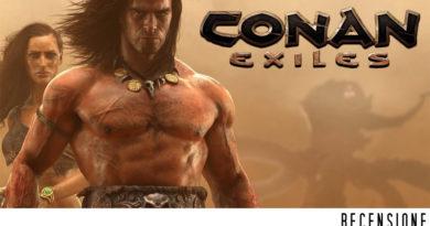 Recensione Conan Exiles