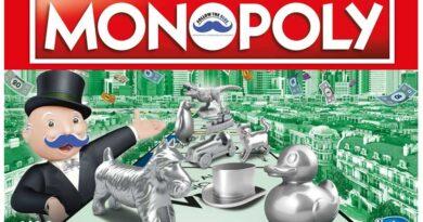 Novembre è il mese della prevenzione maschile: i baffi di Mr.Monopoly si tingono di blu