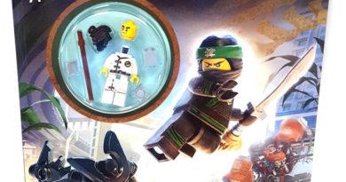Recensione LEGO The Ninjago Movie – Libro delle attività